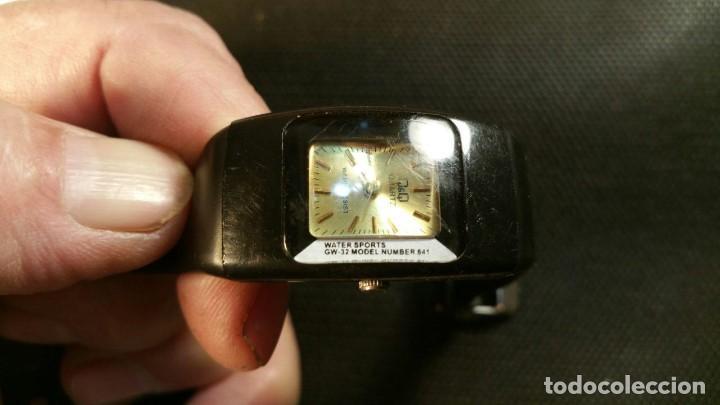 Relojes: RELOJ JAPONES Q&Q QUARZ WATER SPORTS GW 32 MODEL NUMBER 841 - Foto 2 - 159790634