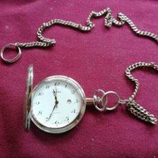 Relojes: RELOJ DE BOLSILLO FESTINA QUARTZ. CALENDARIO. Lote 159796910