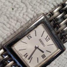 Relojes: RELOJ ( SEIKO, 910482. MOVT JAPAN) 1NOO-6H39. DE MUJER. PILA NUEVA. FUNCIONANDO.. Lote 160007398