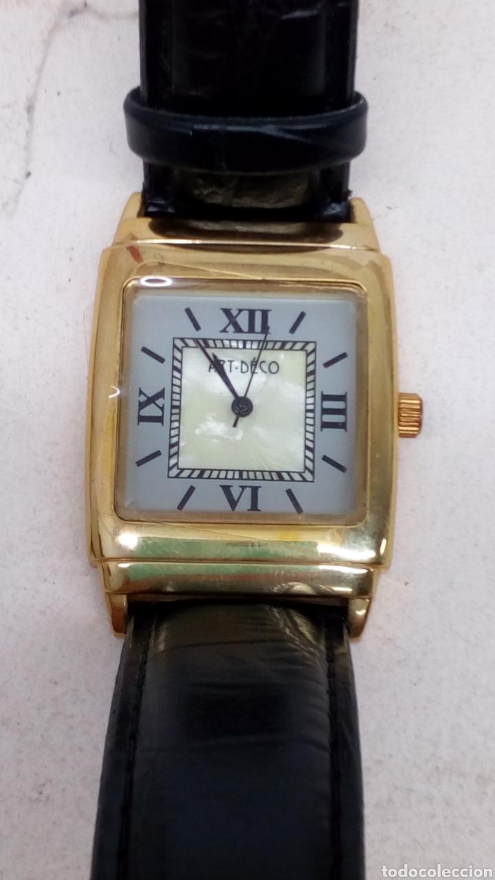 Relojes: Reloj Art Deco Quartz - Foto 3 - 160016309