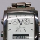 Relojes: RELOJ CHAUMONT QUARTZ. Lote 160087788