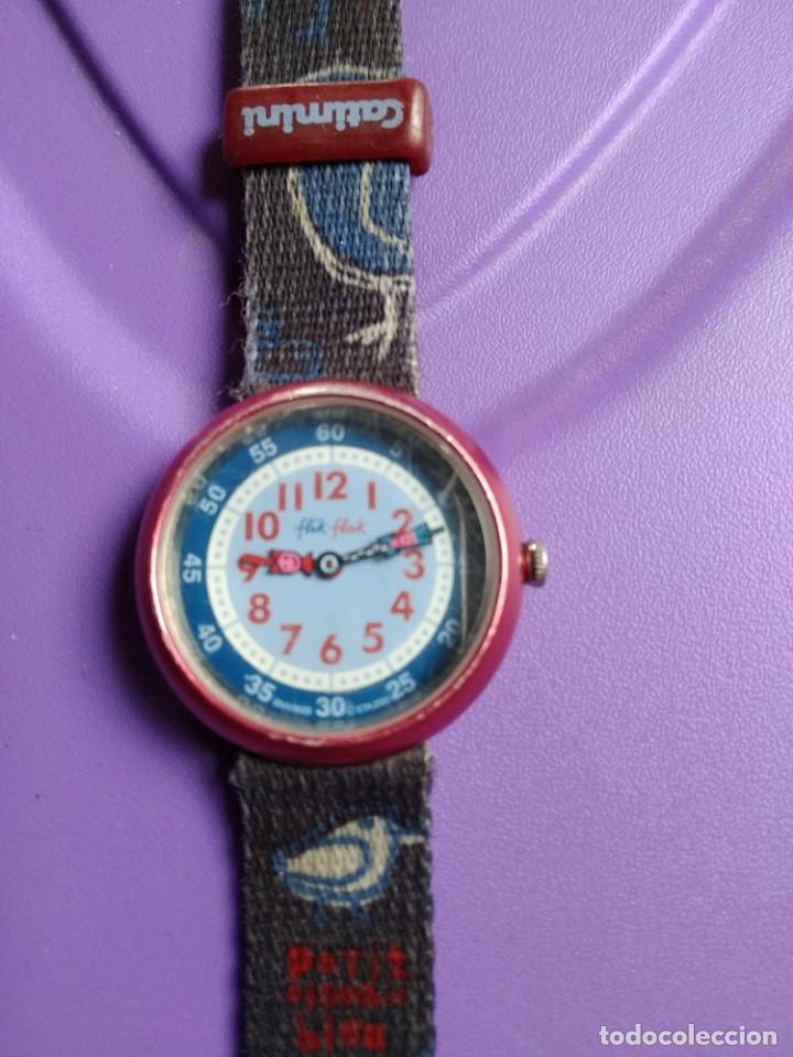 f185afd0487a 3 fotos RELOJ FLIK FLAK DE NIÑO (Relojes - Relojes Actuales - Otros) ...