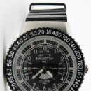 Relojes: RELOJ MACARTHY DE CABALLERO ESTILO AVIADOR (ST. LOUIS - USA) DE CUARZO . Lote 160357358