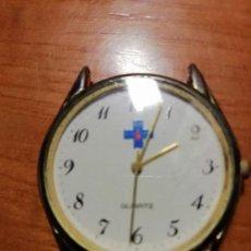Relojes: ANTIGUO RELOJ CON ANAGRAMA DONANTES DE SANGRE.. Lote 160435962