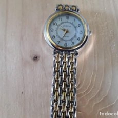 Relojes: RELOJ DE SEÑORA GENEVA, FUNCIONA . Lote 160828514