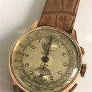 Relojes: RELOJ VINTAGE CHRONOGRAPHE SUISSE DE NARDI GOLD 18K ANTIMAGNETIQUE SWISS MADE. Lote 160893773