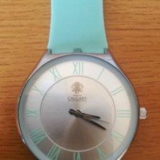 Relojes: RELOJ DE SEÑORA MARCA CALGARY. Lote 161243646