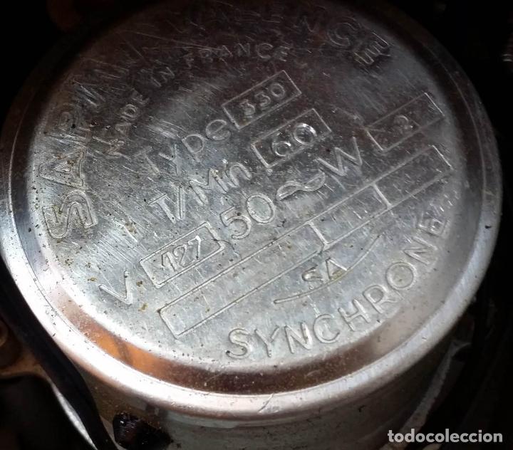 Relojes: SYNCHRONE De S.A.P.M.I. - Foto 9 - 162465646