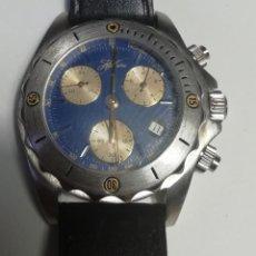 Relojes: RELOJ CRONOGRAFO HALCON. Lote 162614910
