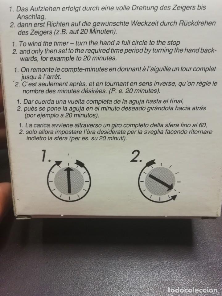 Relojes: Temporizador kienzle - Foto 2 - 239390025