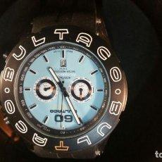 Relojes: RELOJ BULTACO HERITAGE CRONOGRAFO QUARTZ POLYCARBONATE, CON ESTUCHE - FONDO DE TIENDA. Lote 163075234