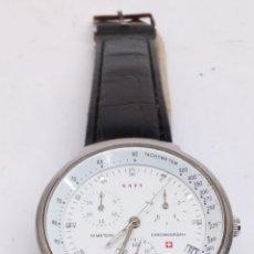 Relojes: RELOJ SAFI CHRONOGRAPH. Lote 163406296