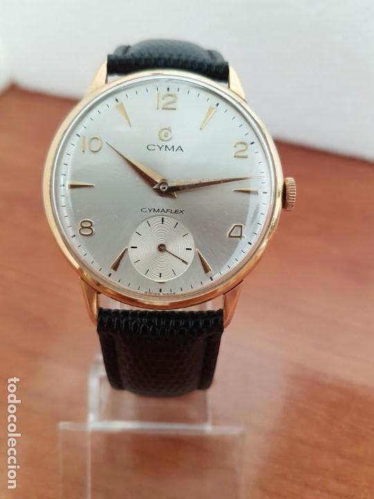 e6c4fa4f3317 Reloj oro cyma usado - compra   venta - encuentra el mejor precio