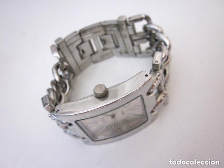 en venta 0db3c 3cec5 Reloj de pulsera mujer g.w.g. Quartz Water Resistant Stainless Steel Back