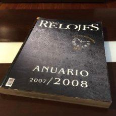 Relojes: CATÁLOGO RELOJES . Lote 164852618
