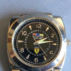 Relojes: RELOJ DE LA MARCA AVIATOR NICKEL FREE. Lote 165490442