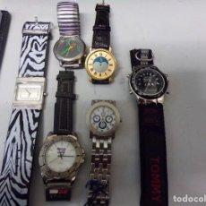 Relojes: LOTE DE 6 RELOJES. Lote 165663818