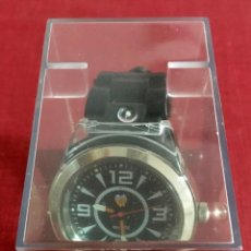 Relojes: RELOJ VALENCIA CLUB DE FUTBOL SUPER DEPORTE 15 AÑOS. Lote 166032922