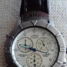 Relojes: RELOJ CAMEL TROPHY. Lote 166240398