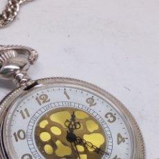 Relojes: RELOJ DE BOLSILLO QUARTZ. Lote 166252862