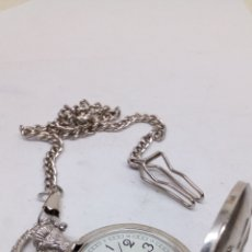 Relojes: RELOJ DE BOLSILLO QUARTZ. Lote 166253804