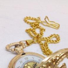 Relojes: RELOJ DE BOLSILLO QUARTZ. Lote 166262150