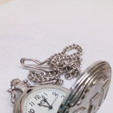 Relojes: RELOJ DE BOLSILLO QUARTZ. Lote 166262330