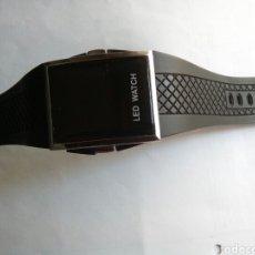 Relojes: RELOJ LUMINOSO. LED WATCH.. Lote 166694124