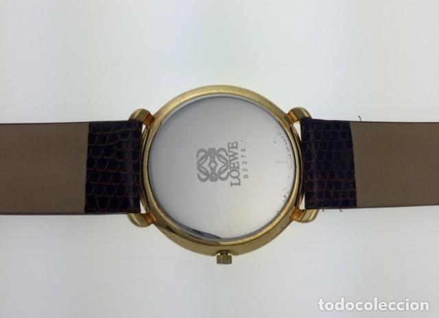 Relojes: LOEWE-COMO NUEVO. - Foto 2 - 166731270