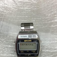 Relojes: ANTIGUO RELOJ DIGITAL TITAN NO FUNCIONA. Lote 166810654