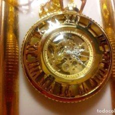 Relojes: RELOJ AUTOMATICO CON LEONTINA.. Lote 194895948