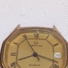 Relojes: RELOJ CERTINA QUARTZ PARA PIEZA. Lote 167161508