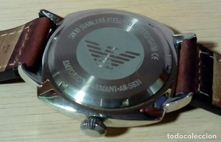 Relojes: Reloj Emporio Armani modelo AR5831. - Foto 3 - 167357644