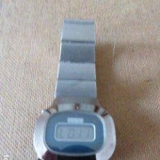 Relojes: RELOJ RETRO DIGITAL FAIRCHILD. PANTALLA LCD. FUNCIONANDO. EL DE LA FOTO. . Lote 167570372