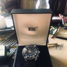 Relojes: CAJA RELOJ MONT-BLANC ORIGINAL. Lote 167724772