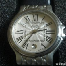 Relojes: RELOJ SUIZO BWC DE SEÑORA , NOS. Lote 167774496