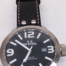 Relojes: RELOJ TW STEEL GRANDE DE CALIDAD. Lote 167776380