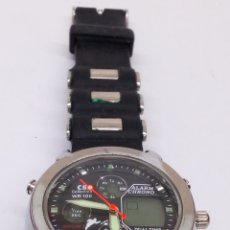 Relojes: RELOJ CS COLECTION WR 100. Lote 167856577