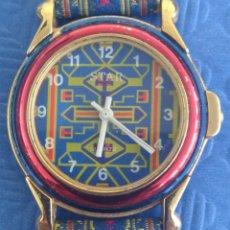 Relojes: RELOJ UNISEX STAR. Lote 167925224