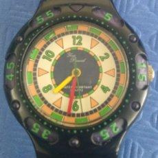 Relojes: RELOJ CABALLERO YVES RENOID WATER RESISTANT. Lote 167927454
