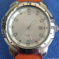 Relojes: RELOJ GENÉRICO SUMERGIBLE 100 MT. Lote 167937338