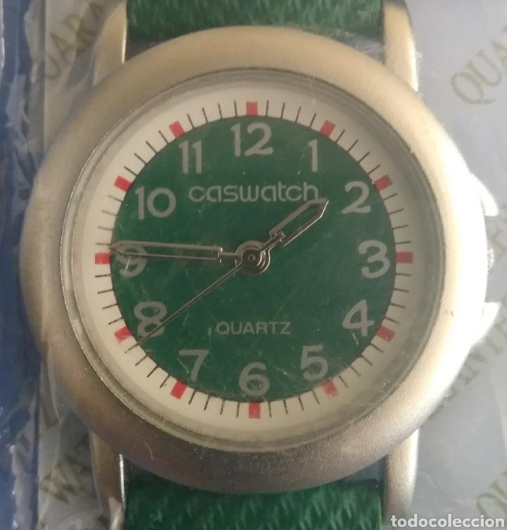 RELOJ CASWATCH (Relojes - Relojes Actuales - Otros)