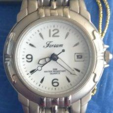 Relojes: RELOJ FORSAM CON CALENDARIO. Lote 167965056