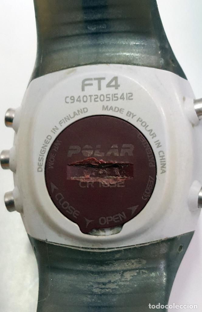 Relojes: Lote de 3 RELOJES 2 POLAR y 1 CRIVIT.. - Foto 4 - 167989124