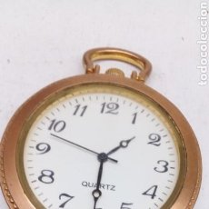 Relojes: RELOJ DE BOLSILLO QUARTZ. Lote 168476604