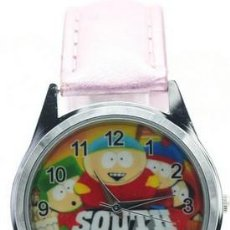 Relojes: RELOJ SOUTH PARK (COLOR ROSA). Lote 168876225