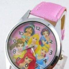 Relojes: RELOJ PRINCESAS DISNEY. Lote 168876248