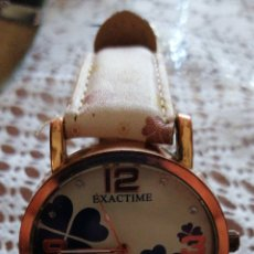 Relojes: PAREJA DE RELOJES MARCA EXACTIME Y FORADIVARIUS. Lote 168958902