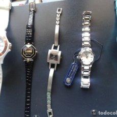 Relojes: SUPER LOTE DE CINCO RELOJES. Lote 169093600