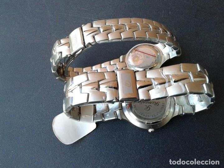 Relojes: JUEGO DE RELOJES ROMANTIC - MADE IN JAPAN - Foto 3 - 169720952